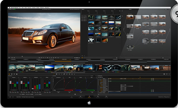 blackmagic design releases davinci resolve 9 0 3 with new timecode feature for non timecode. Black Bedroom Furniture Sets. Home Design Ideas